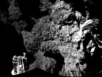 Philae: Gone (probably), but not forgotten