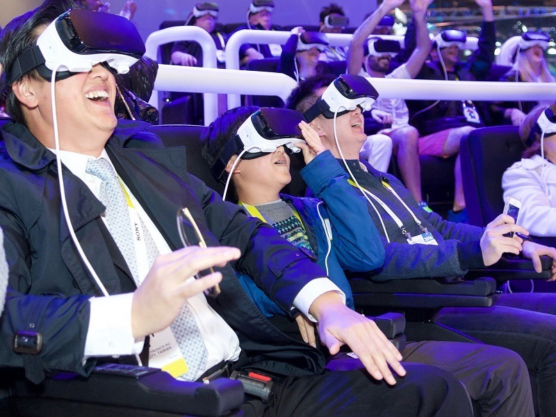 New York to be home to first Samsung VR movie studio