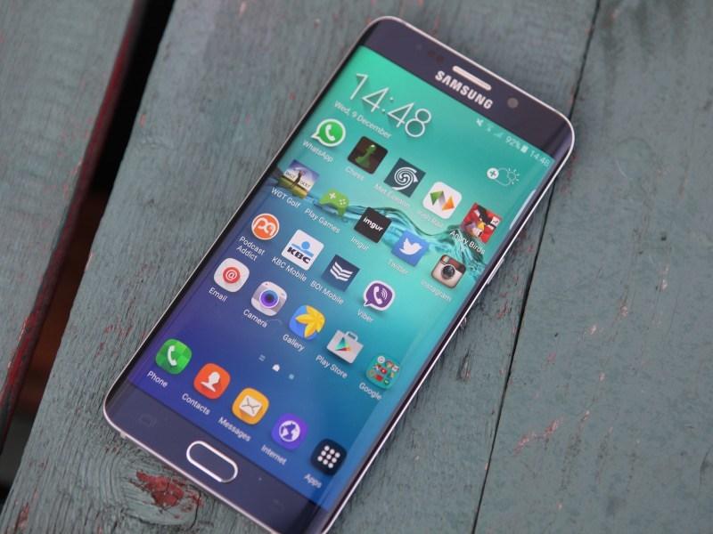 Samsung Galaxy S7: 5.7in screen, wait, no, 5.5in screen, wait…