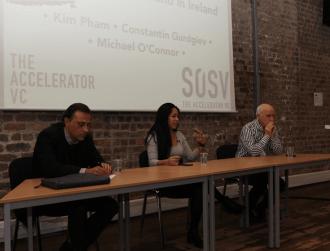 Don't underestimate – or overuse – the Irish brand, SOSV Slingshot panel advises