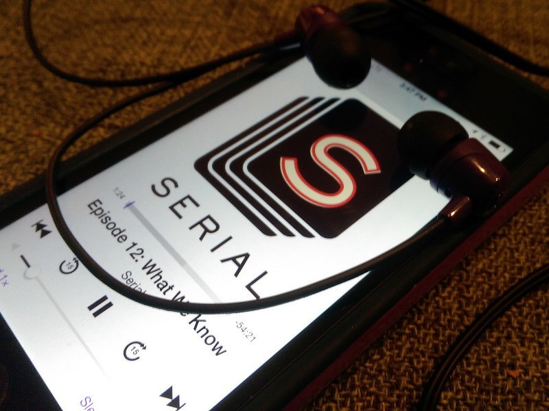 Serial, your favourite weekly podcast, is now biweekly