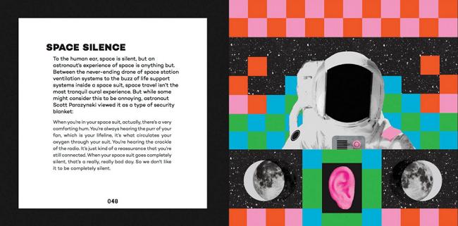Space Silence Ariel Waldman