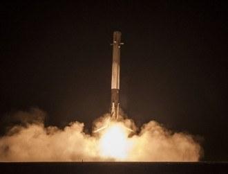 Falcon 9 rocket landing: Watch the jubilation behind the scenes