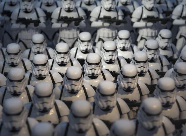Stormtrooper Star Wars passwords