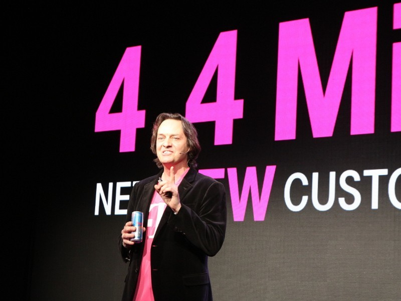 T-Mobile and EFF in war of words over net neutrality in US
