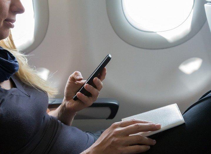 Wi-Fi on aeroplanes
