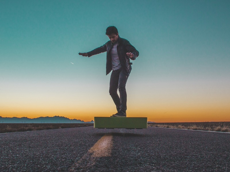 Is this $20,000 flying mattress the best Back to the Future hoverboard yet?