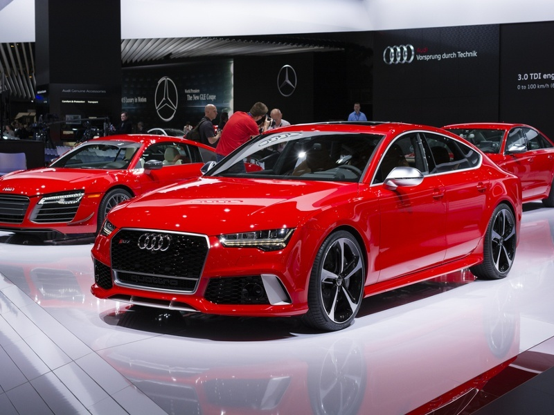 Audi selects Irish tech firm to deliver connected car vision to Europe