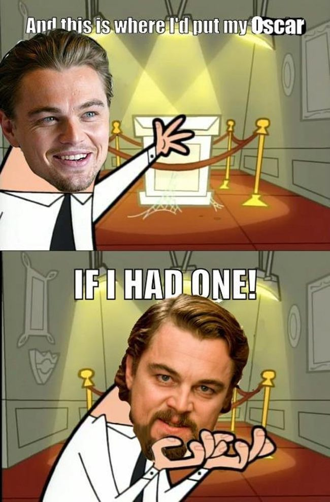 Oscar: Leo in Fairly Odd Parents