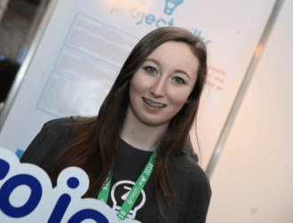 Young Scientist winner Ciara Judge is a powerhouse of good ideas