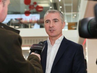 The five-minute CIO: Dermot O'Kelly, Oracle (video)