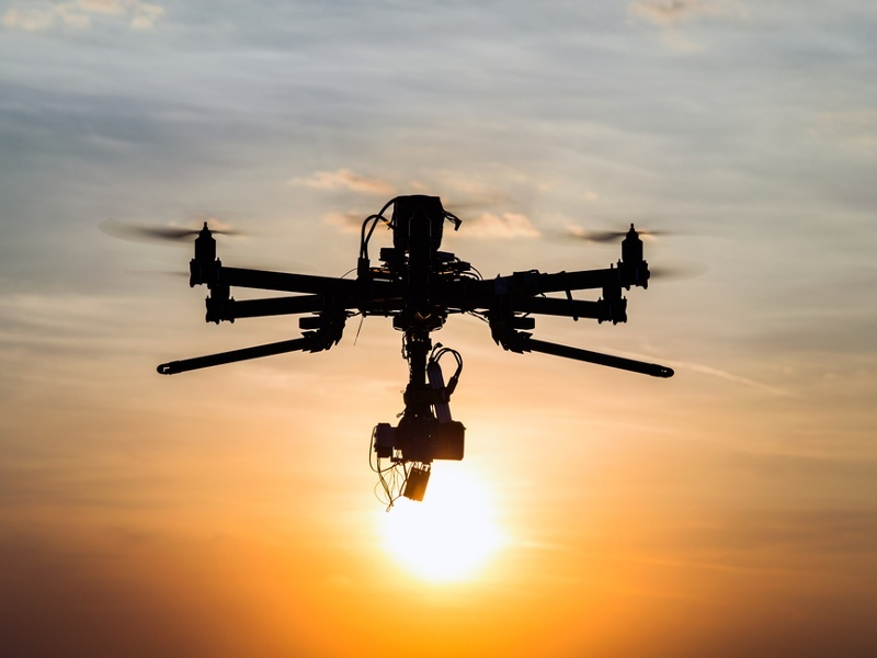 Intel recognises drones as a computing platform of the future
