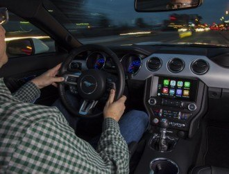 Ford revs up Sync 3 to include CarPlay, Android Auto and 4G