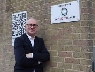 Digital Hub CEO, Gerry Macken, reflects on 2015
