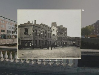 Google virtual tour brings Dublin 1916 Rising vividly to life