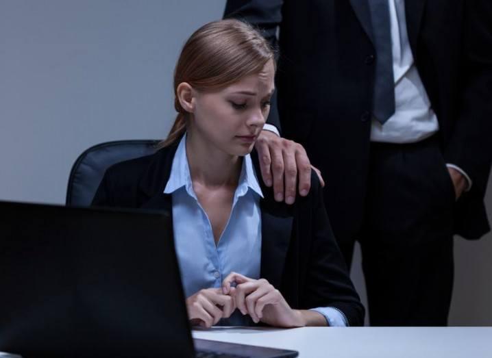 harassment-shutterstock_226747705