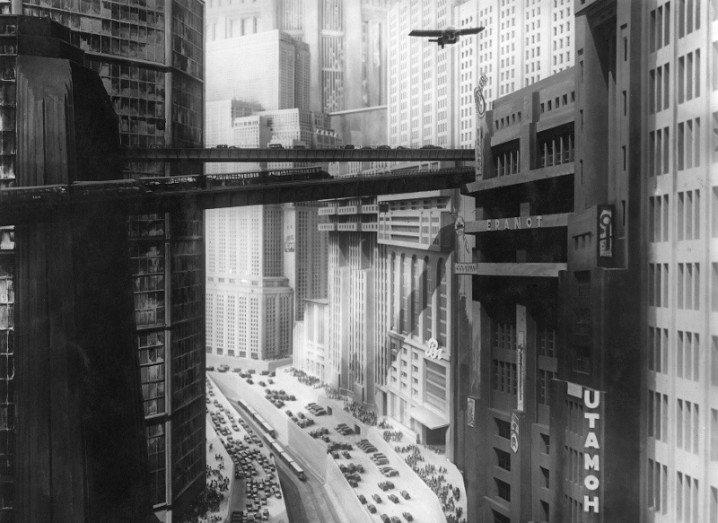 metropolis-dystopian