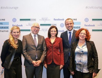 Facebook commits €1m to stop the online spread of hate speech in Europe