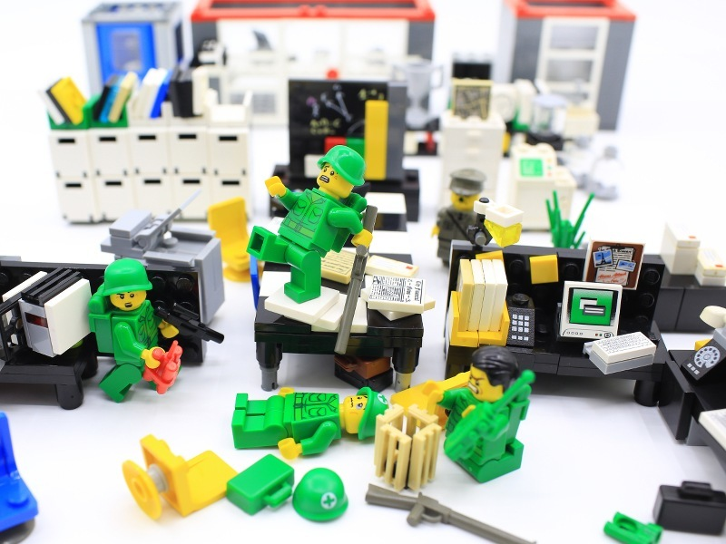 1916 Rising told in all its Lego glory by clever Cork kids