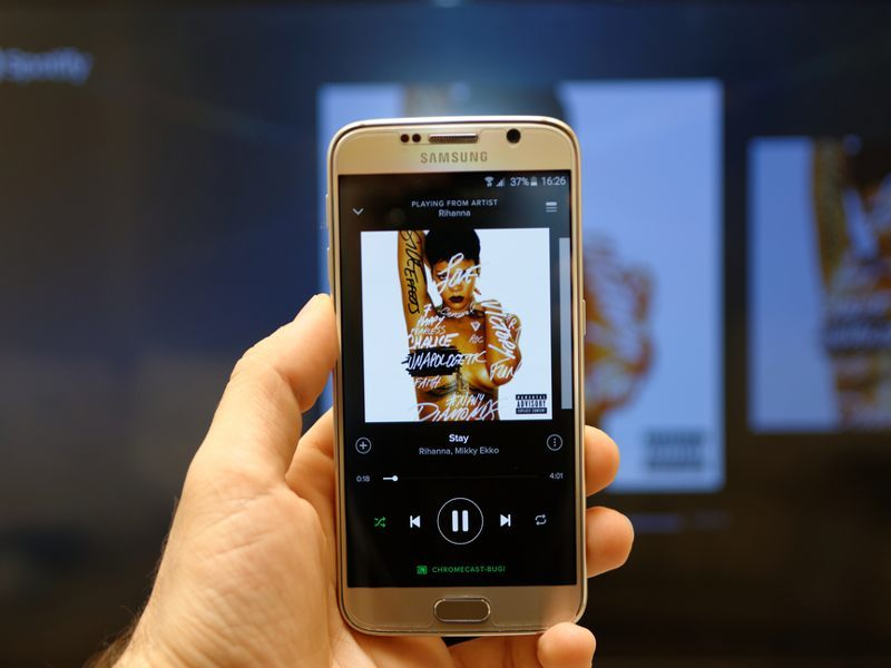 Spotify to launch video service on Android devices