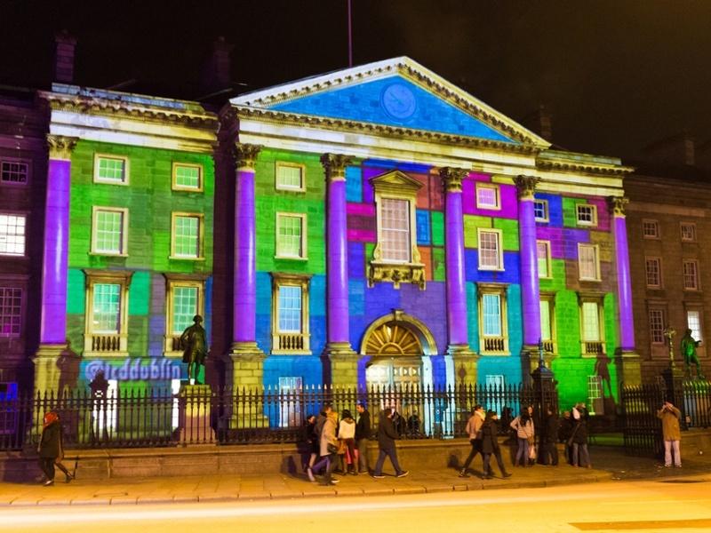 The innovation of the Irish