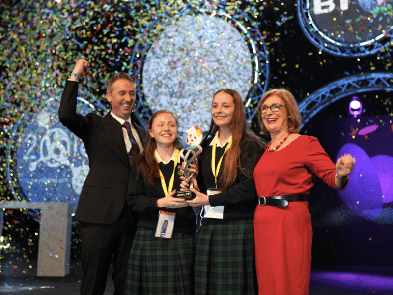 2016's Young Scientist winners could shake up the European food industry