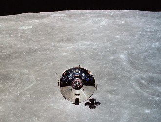 What was the strange 'music' recorded by Apollo 10 astronauts in 1969?