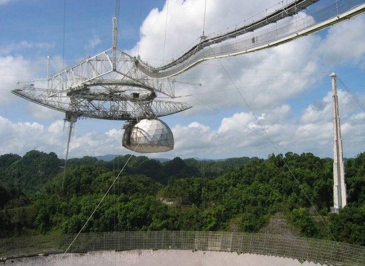 Fast radio bursts Arecibo