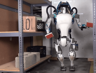 Watch: Updated Boston Dynamics bot, Atlas, is the future we dreamed of