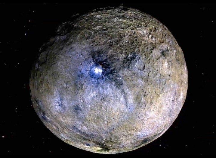 Ceres Dawn NASA