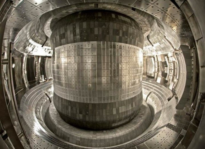 Nuclear fusion record: China's EAST reactor