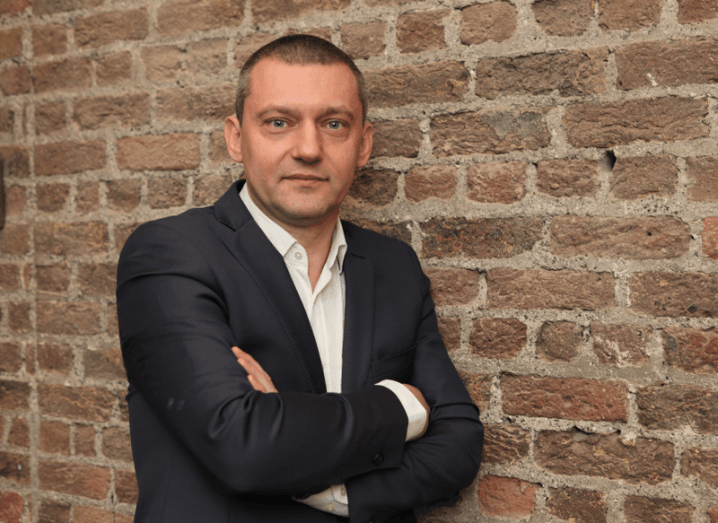Dejan Cusic, solutions and services business director, Ireland & UK at Comtrade Group