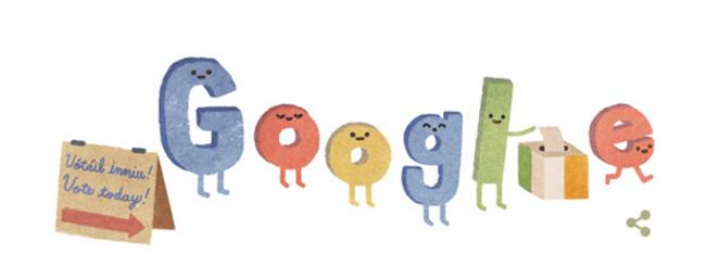 Google Doodle GE16