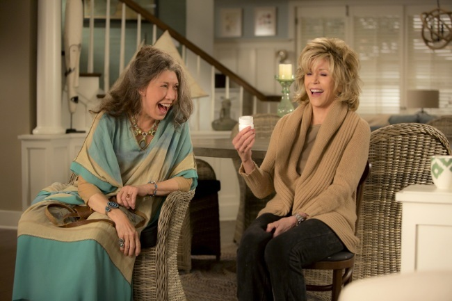 Netflix: Grace and Frankie