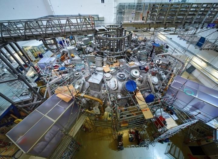 experimental fusion device Greifswald