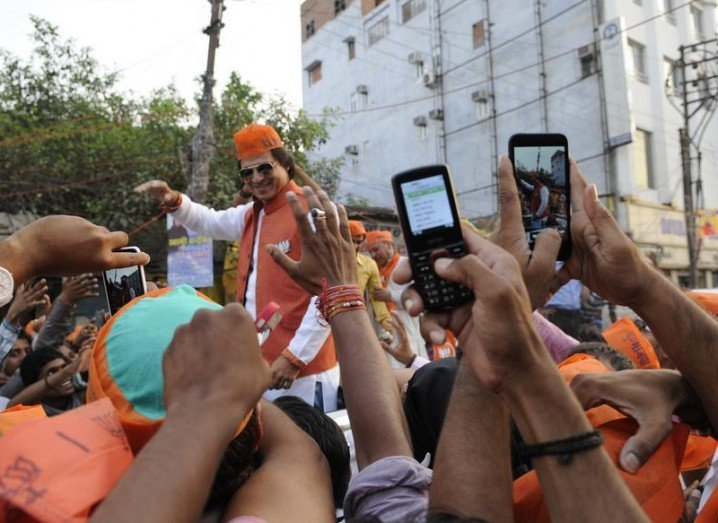 Ringing Bells India smartphone