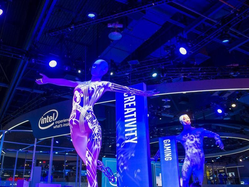 Intel diversity report reveals 100pc gender pay parity in US