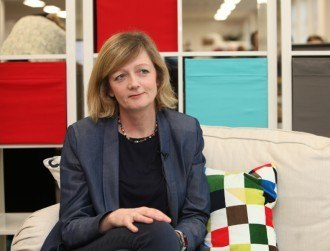 Accenture's Julie Spillane: 'We want to speed up the innovation cycle' (video)