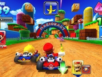 Watch: Mario Kart in real life is even more fun