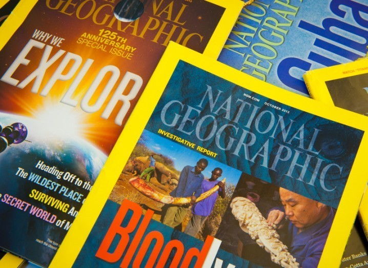National Geographic Mothers' Day