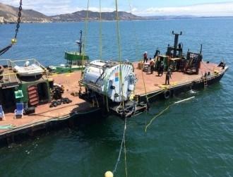 Microsoft has built an underwater data centre
