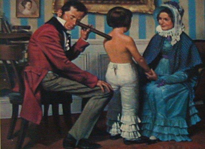 Rene Laennec stethoscope