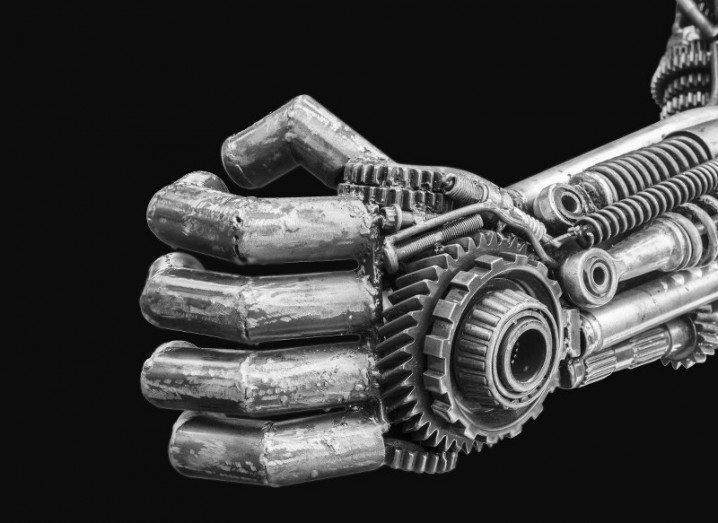 Robot hand robotics