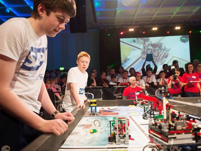 Termin8tors Lego league