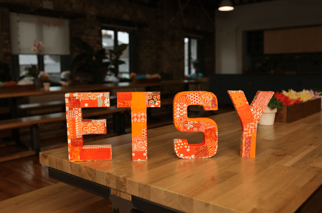 Career Zoo: Etsy letters