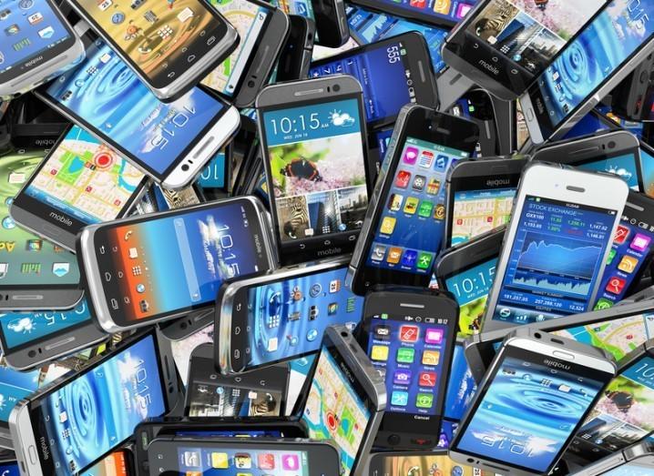 Smartphones MWC