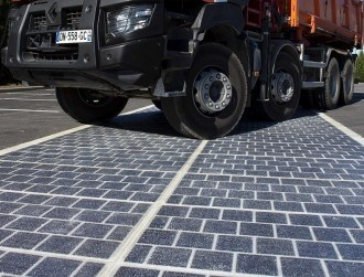 France to lay 1,000km of solar roadways over next 5 years