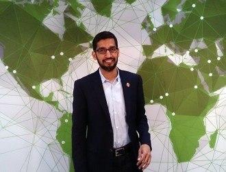 Google boss Sundar Pichai just got quite the pay jump