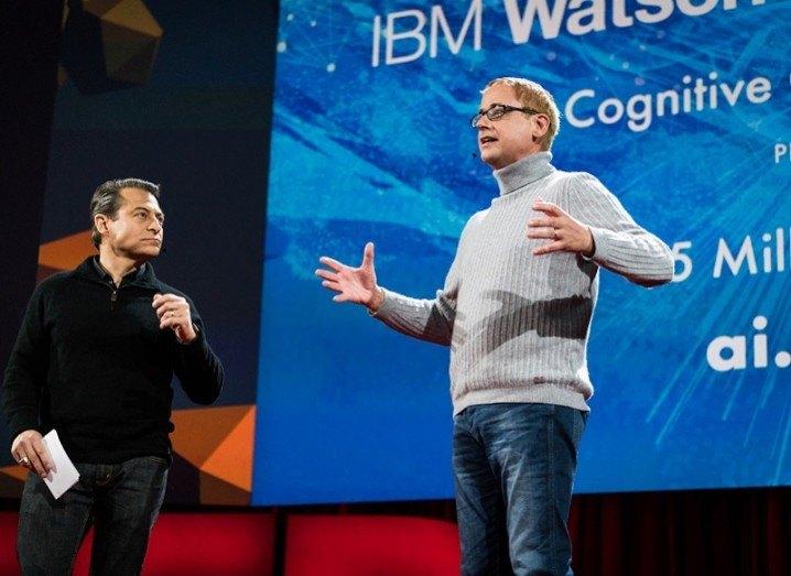 TED2020 IBM AI
