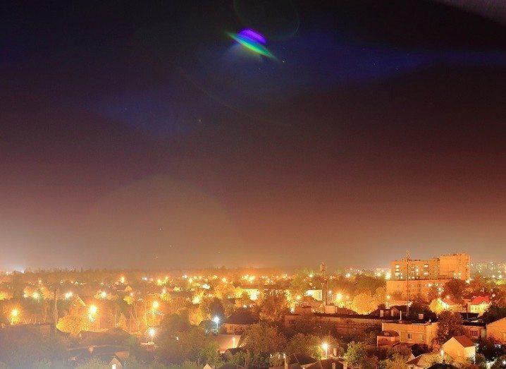 X-Files UFO